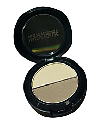 Eyebrow Powder Dry Long Lasting Eyes 1 2