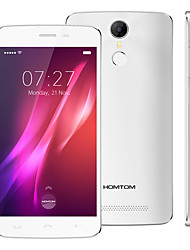 "HOMTOM   HT27 5.5 "" Android 6.0 Smartphone 3G ( Double SIM Quad Core 5 MP 1GB + 8 GB Noir )"