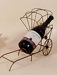 Garrafeira Ferro Fundido,35*11*13CM Vinho Acessórios