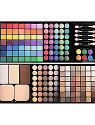 177 Lidschattenpalette Trocken Lidschatten-Palette Puder NormalAlltag Make-up / Halloween Make-up / Party Make-up / Feen Makeup / Cateye