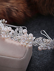 Women's Alloy / Imitation Pearl Headpiece-Wedding / Special Occasion / Casual Tiaras / Headbands 1 Piece