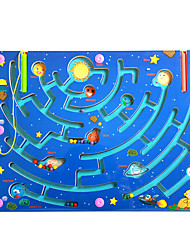 Maze & Sequential Puzzles Toys Wood Rainbow