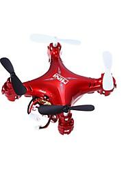 trancinhas tk106hw fpv 6-eixo giroscópio mini-Quadrotor - vermelho