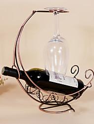 Garrafeira Ferro Fundido,31*12.5*35CM Vinho Acessórios