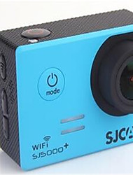SJ5000+ Caméra d'action / Caméra sport 16MP 4608 x 3456 Wi-Fi / Etanches / Ajustable / Sans-Fil / Grand angle 30ips 4X ± 2EV 1.5 CMOS32