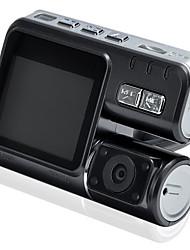 Фабрика OEM I1000 Allwinner A20 720p / HD 1280 x 720 Автомобильный видеорегистратор 2,0 дюйма Экран PAL/NTSC Даш Cam
