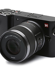 Xiaomi YI M1 Mirrorless Digital Camera with 42.5mm F1.8 Lens / 20MP / 4K / 30FPS (Chinese Version)