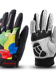 Promend® כפפות ספורט/ פעילות לנשים / לגברים / כל כפפות רכיבה סתיו / חורף כפפות אופנייםשמור על חום הגוף / נגד החלקה / חסין זעזועים / עמיד