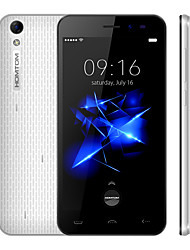 HOMTOM HT16 PRO 5.0  Android 6.0 4G Smartphone (Dual SIM Quad Core 8 MP 2GB  16 GB Black)