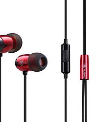 NUBWO NJ-211 Casques (Bandeaux)ForTéléphone portableWithAvec Microphone / Règlage de volume