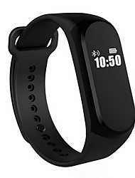 Smart BraceletWater Resistant/Waterproof / Long Standby / Pedometers / Health Care / Sports / Heart Rate Monitor / Sleep Tracker / Blood