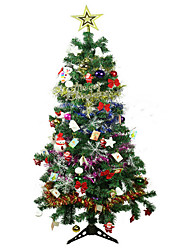 Embellished Pink Christmas Tree Christmas Tree Pink 150cm Christmas Decoration Supplies