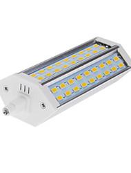15W R7S Luz de Decoração T 54LED SMD 5730 1100LM lm Branco Quente / Branco Frio Decorativa AC 85-265 V 1 pç