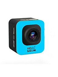 M10 WIFI Caméra d'action / Caméra sport 16MP 4000 x 3000 Wi-Fi / Etanches / Ajustable / Sans-Fil 30ips 4X ± 2EV 1.5 CMOS 32 Go H.264Prise
