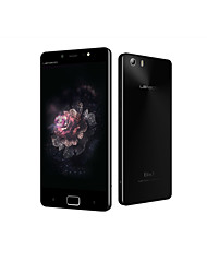 "LEAGOO Elite 1 5.0 "" Android 5.1 Smartphone 4G ( Double SIM Quad Core 16MP 3GB + 32 GB Noir / Doré / Argenté )"