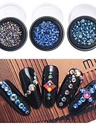 1pcs Nail Decorations Four Sizes