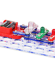 Educational Toy For Gift  Building Blocks Model & Building Toy Machine Plastic 8 to 13 Years Red / Green / Blue Toys