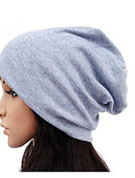 Women Cotton Beanie/Slouchy,Casual Fall / Winter