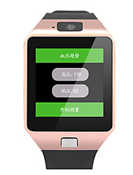 Blood Pressure Smart Watch Health Heart Rate Oxygen Elderly Positioning Step Sleep Water Medicine To Remind The Watch