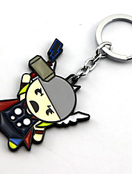 Inspired by Anime Super Hero Cosplay Accessories Keychain