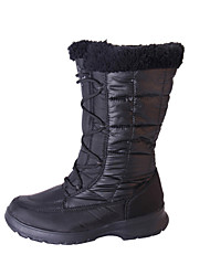 Women's Snow sports Mid-Calf Boots Winter Anti-Slip / Waterproof / Breathable Shoes Black / Burgundy