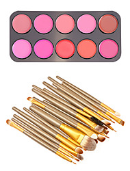Lip GlossMakeup Brushes Wet Lips Long Lasting / Other China Others