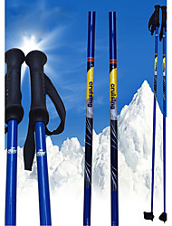 NORDIC Blue Carbon Ski Pole .Ski Sports Supplies/ Green