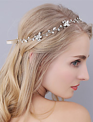 Women's Rhinestone Headpiece-Wedding Special Occasion Headbands 1 Piece
