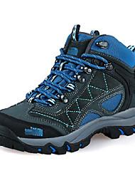 MujerConfort-Zapatillas de Atletismo-Casual-Ante-Azul / Morado