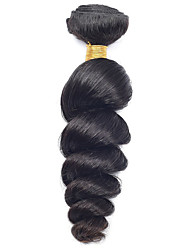 3 Pieces  restyled  Loose Wave Human Hair Weaves Brazilian Texture 300g 8-30inch Human Hair Extensions