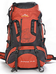 85 L Travel Duffel / Backpack / Rucksack Camping & Hiking / Leisure Sports / Traveling / Running Outdoor / Performance / Leisure Sports