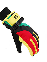 Ski Gloves Full-finger Gloves / Winter Gloves Unisex Activity/ Sports Gloves Keep Warm / Breathable / SnowproofSki & Snowboard / Leisure