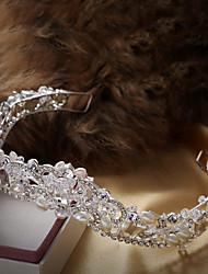 Women's Alloy / Imitation Pearl Headpiece-Wedding / Special Occasion / Casual Tiaras / Headbands 1 Piece