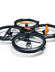 Drone Udi R / C U829X 4CH 6 Eixos 2.4G Quadcóptero RCIluminação De LED / Retorno Com 1 Botão / Modo Espelho Inteligente / Vôo Invertido