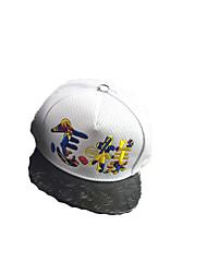 Cap/Beanie / Hat Protective / Comfortable Unisex Camping / Hiking / Leisure Sports / Baseball White / Black