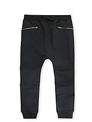Trenduality® Hommes Actif Pantalon Noir - ZZ028