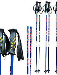 Special ONEWAY Carbon Ski Pole Ski Sports Supplies Ski Pole/ Blue And Red
