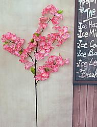 1 1 Une succursale Fleur séchée / Autres Autres / Cerisier du Japon Arbre de Noël Fleurs artificielles