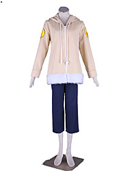 Naruto Anime Cosplay Costumes Coat / Shorts  female
