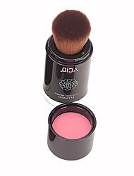 Blush Powder Uneven Skin Tone Face YCID Orange Red