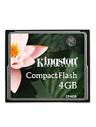 Kingston 4Go Flash Compact Kingston 133X