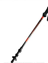 Rebornsun Aluminum Carbon Fiber 135cm (53 Inches) Trekking Poles