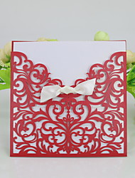 Non-personalized Double Gate-Fold Wedding InvitationsEnvelope Sticker / Invitation Cards / Thank You Cards / Response Cards / Bridal