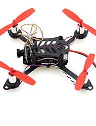 Drone RC LT105 6 Eixos 2.4G Quadcóptero RC Com Camera Quadcóptero RC / Cabo USB / Manual Do Usuário / Chave De Fenda Preto