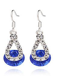 MPL fashion diamond resin Earrings