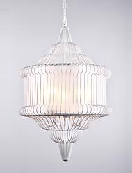 40W Lampe suspendue ,  Contemporain / Traditionnel/Classique / Rétro / Lanterne / Rustique / Plafonnier pour Ilôt de Cuisine / Globe
