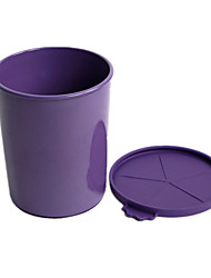 Cat Bowls & Water Bottles / Feeders Pet Bowls & Feeding Waterproof / Portable / Casual/Daily Purple Silicone