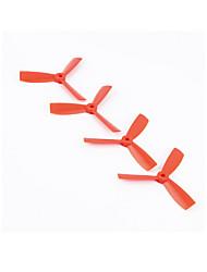 Général Accessoires RC VMAX9238 Hélices / Pièces & Accessoires RC Quadrirotor / Drones Orange ABS 1 Pièce
