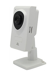 MINI HD IP Camera SD Card 1.3 Megapixels 720P H.264 P2P Onvif WIFI Remote Monitor
