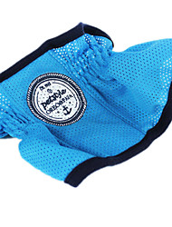 Dog Bandanas & Hats Dog Clothes Casual/Daily Letter & Number Blue